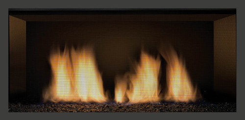 Sierra Flame Newcomb 36 Direct Vent Linear Gas Fireplace