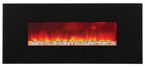 """Amantii BLT-IN-58 Electric Fireplace - 58"""" Wide"""