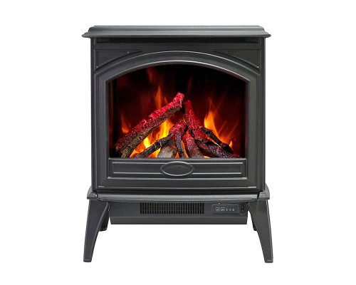 Lynwood E-50 Cast Iron Freestand Electric Fireplace