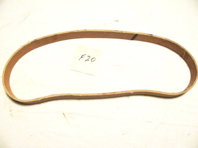 Fan belt F20