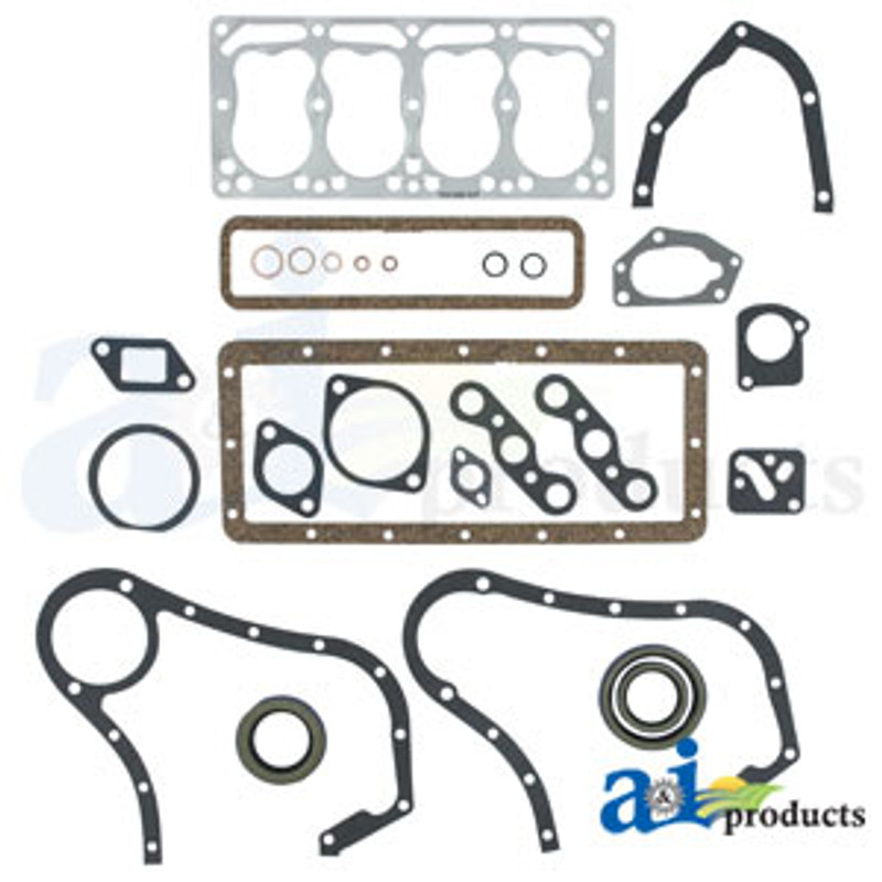 Engine gasket set Cub