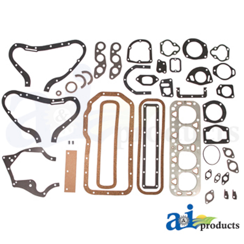 Engine gasket set H,SH