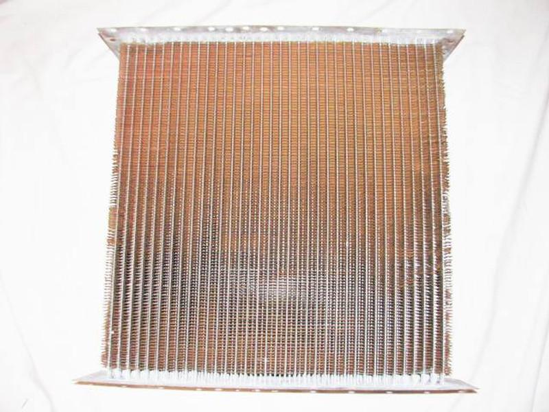 Radiator core F12