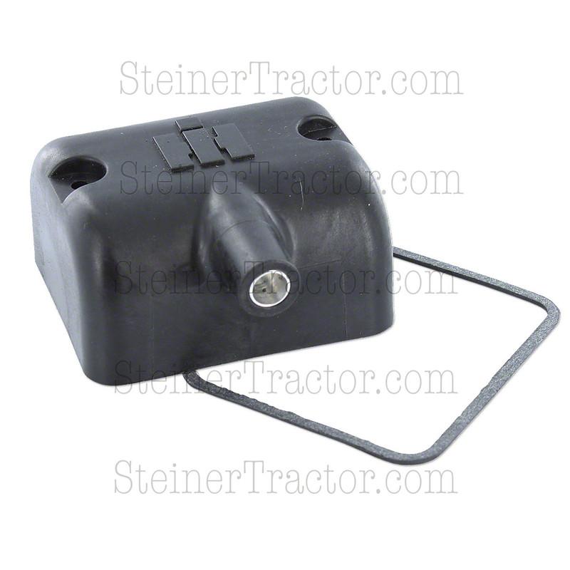 IH J4 magneto coil cover