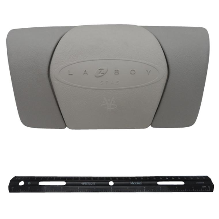 Lazboy Premier Pillow-Warm Grey 8515050