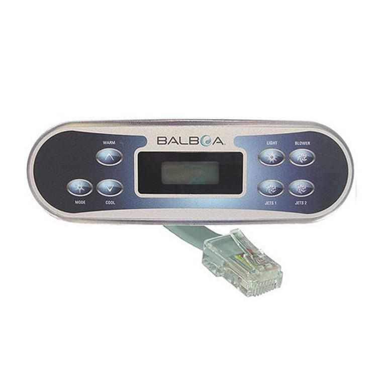 Balboa VL700s Topside Control - 7 Button 53811