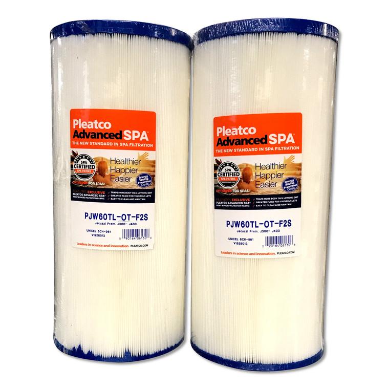 Pleatco PJW60TL-OT-F2S, 2 PAK