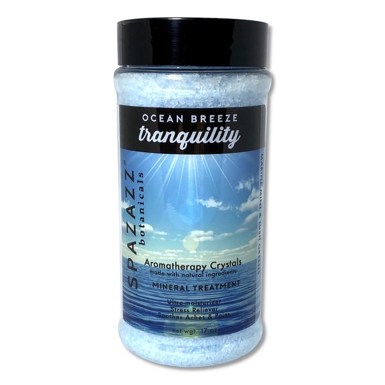 Ocean Mist Spazazz Fragrance Crystals