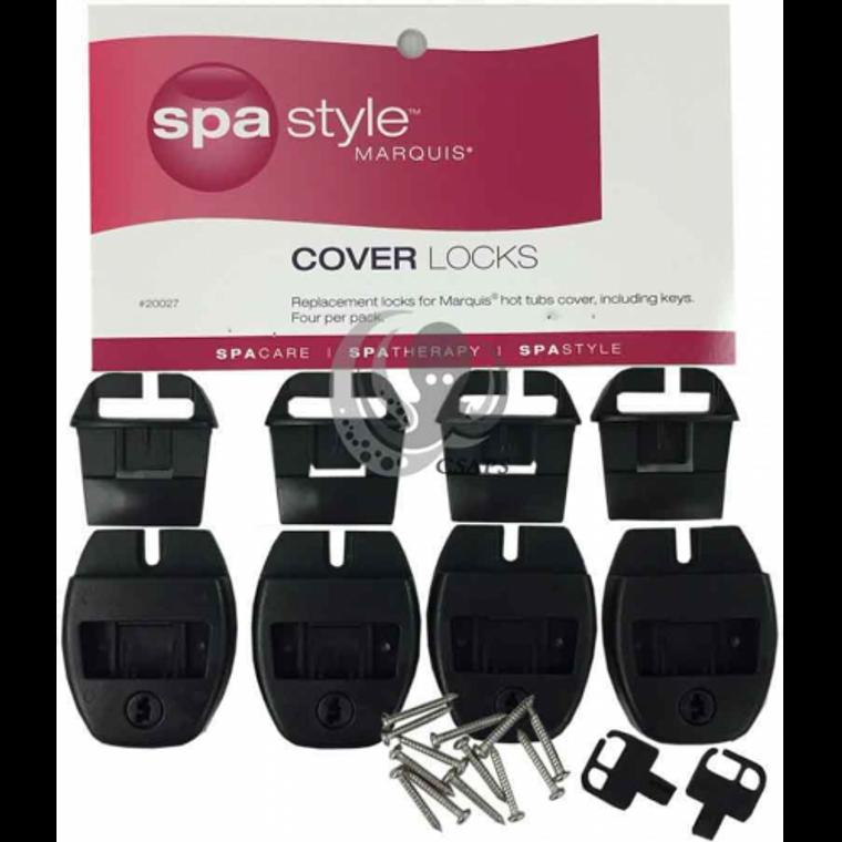 Marquis Spa Cover Locks