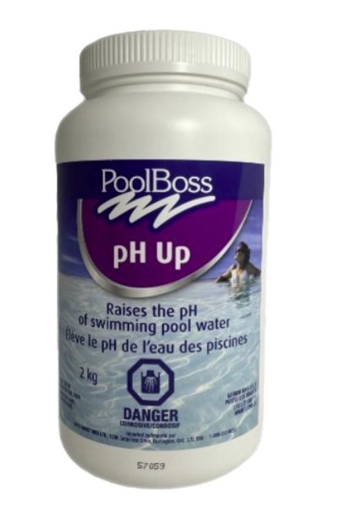 PoolBoss pH up