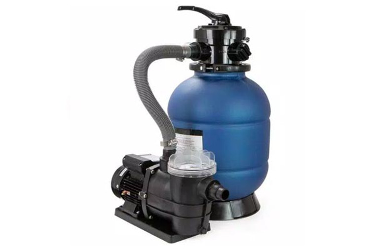 """Sand Filter 13"""" with 1/2Hp Pump for Aboveground Pools"""