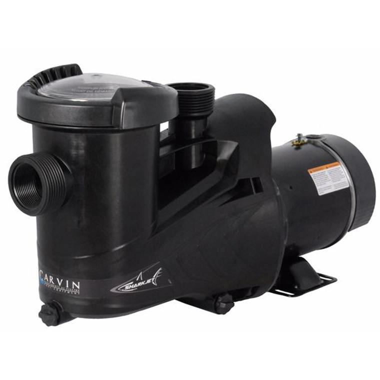 Carvin Shark Jet 1.5 HP, 2 Speed Aboveground Pool Pump