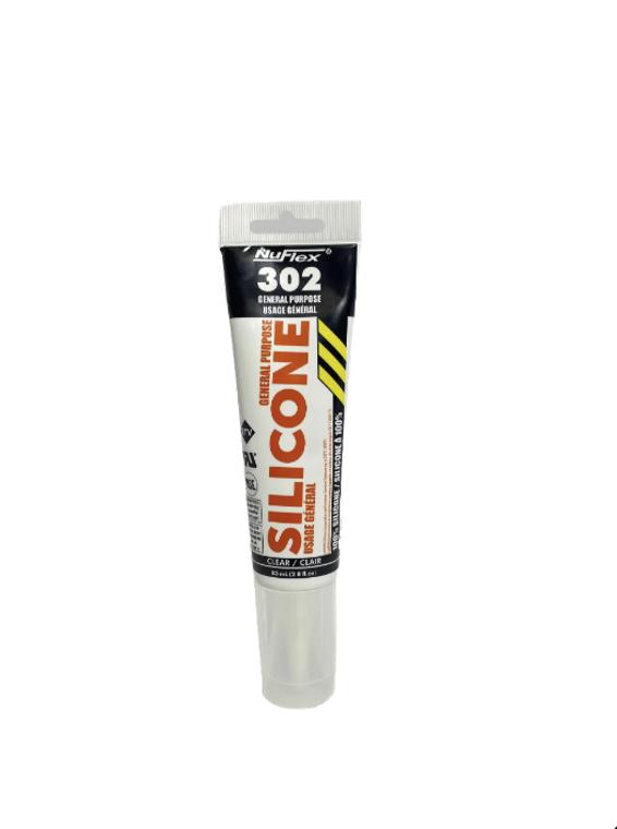 Nuflex Silicone Clear 302