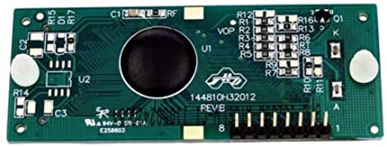 Raypak 013640F, LCD Display Poolstat