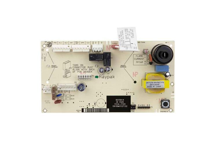 Raypak 013464F Control Board