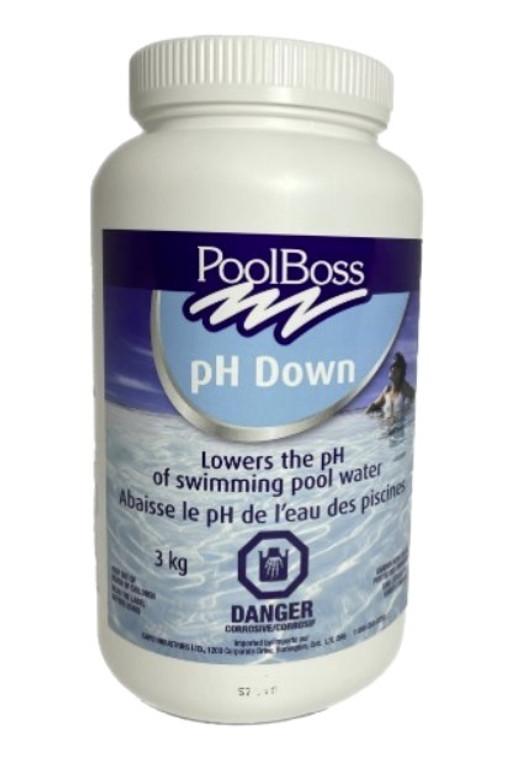 PoolBoss pH Down