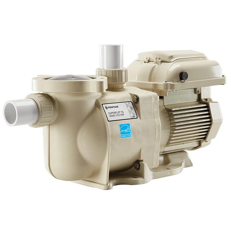 Pentair SuperFlo Variable Speed Pump