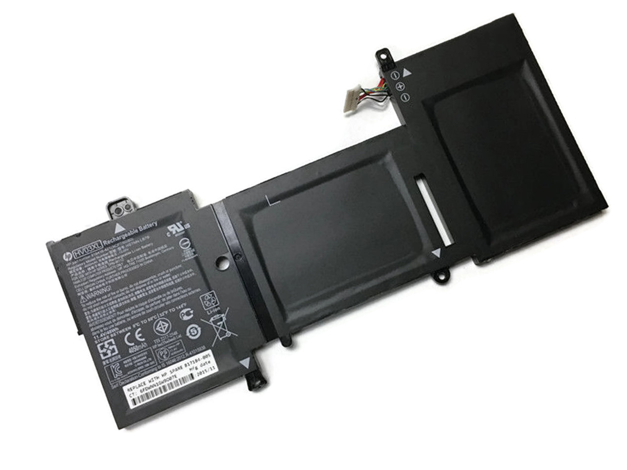 New Genuine HP X360 G2 11.4 48Wh Battery 818418-421 817184-005