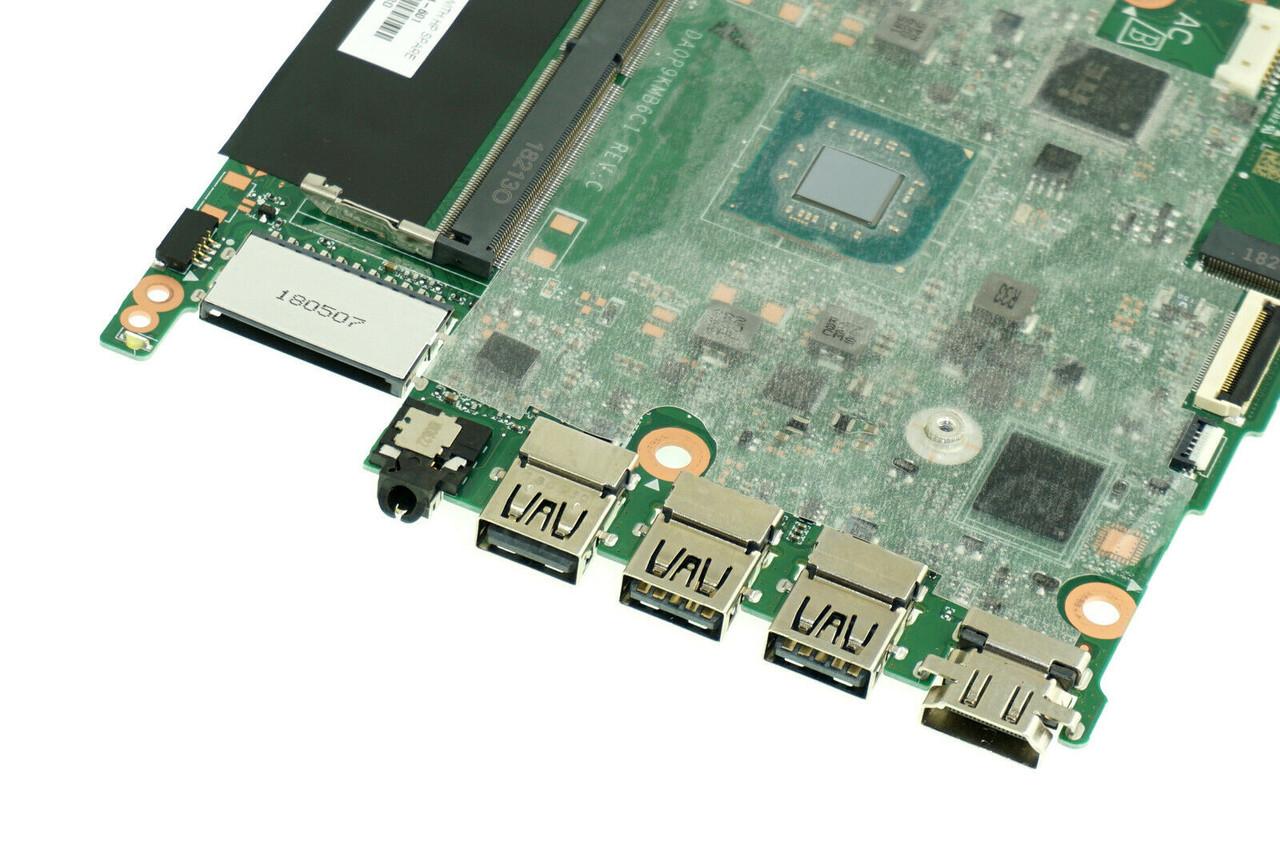 New Genuine HP Stream 14 Series UMA Cel N4000 32GeMMC Motherboard L16634-001