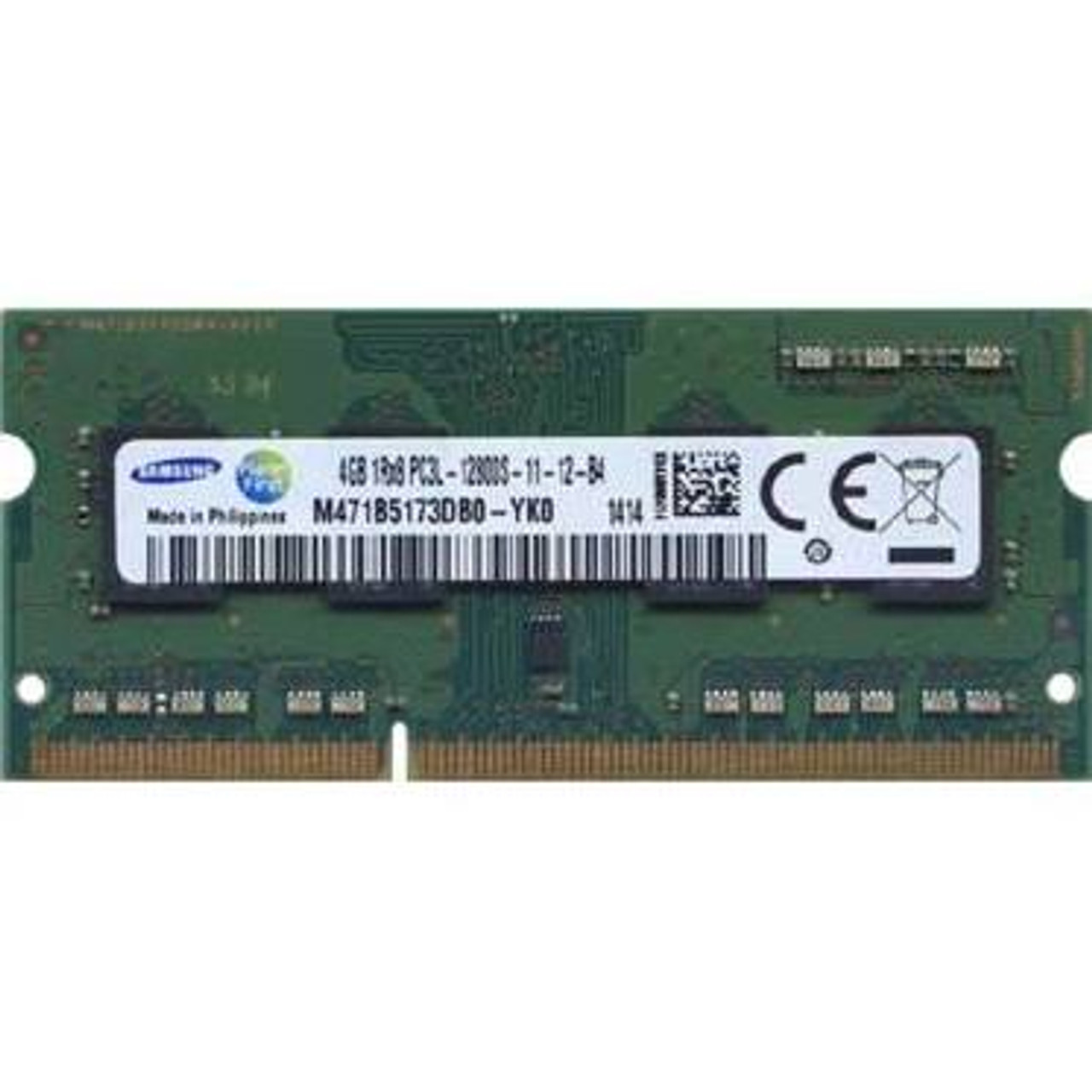 PARTS-QUICK Brand 4GB Memory for Toshiba Satellite Pro T130-15F DDR3 PC3-8500 RAM Upgrade