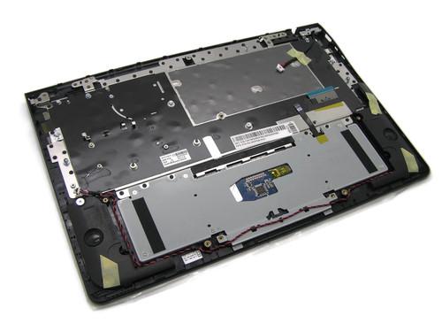 New Genuine Samsung NP900X3C Palmrest Touch + Keyboard BA75-04674G