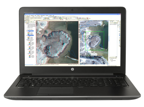 New HP ZBook 15 G3  Core i7 16GB RAM 256 SSD 15.6 FHD NVIDIA M2000M Y6R22UP#ABA