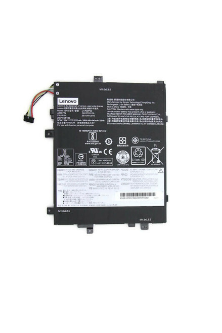 New Genuine Lenovo Tablet 10 39wh 2Cell Battery 5B10W13915