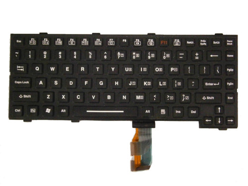 Panasonic Thoughbook CF-29, CF-30 CF-31 Keyboard BACKLIT N860-1435-T001