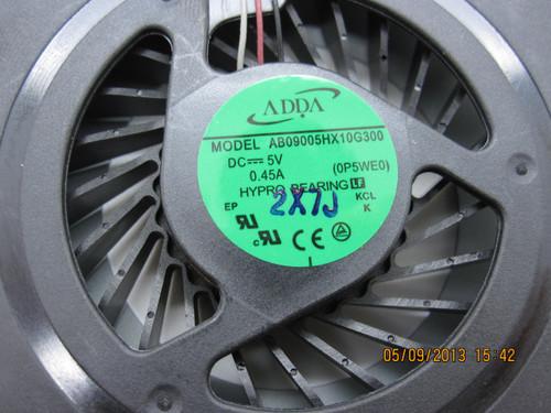 Acer Aspire E1 E1-571-6442 Fan AB09005HX10G300 DC280009KA0