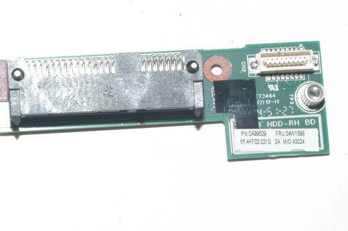 Lenovo ThinkPad T420S Hrad Drive Connector 04W1698
