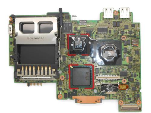 Panasonic CF-18 Notebook MotherBoard Main Board(RF) DL3UP1471CAB