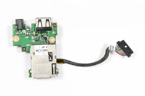 Compaq Mini 700 USB Power DC Jack Board 506336-001