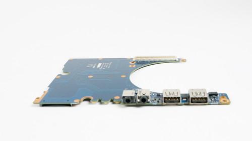 Dell Precision M4800 Audio Board Ports 2X USB 2.0 IO JR8JJ CN-0JR8JJ