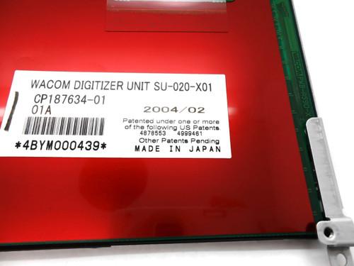 Fujitsu Stylistic ST ST5010 LCD Touch Screen Digitizer (RF) CP187735-01