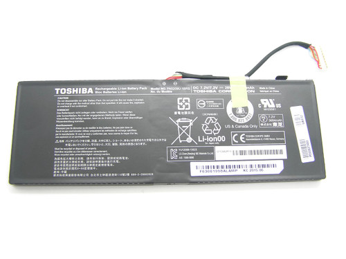 New Original Toshiba Satellite CL15t-B Battery 7.2V P000627450