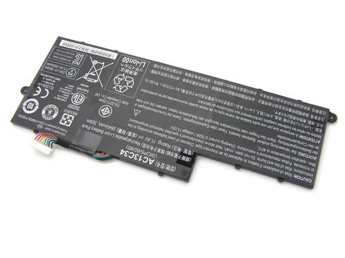 New Original Acer Aspire V5-122P 11.4V Battery AC13C34 KT.00303.005