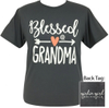 Girlie Girl Originals Blessed Grandma