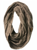 C.C Taupe Infinity Scarf