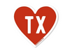 Good Southerner Texas Sticker