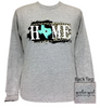Girlie Girl Originals Texas Home sport grey LS