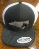 Low Country Clothing NC Horse Charcoal/White Hat