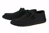 Hey Dude Men's Wally Sox Micro Total Black Shoes