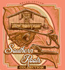 Bella Cotton Southern Roots Tobacco Leaf Orange Tee