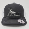 Eastern Offshore Offshore Boat Charcoal/White Hat