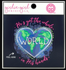 Girlie Girl Originals Whole World Decal
