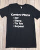 Daydream Tees Current Plans