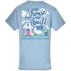 Southern Couture House That Built Me Light Blue