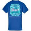 Southern Couture Blessed Hot Mess Royal