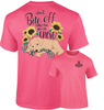 Southernology Don't Bite off More Than You Can Chew Crunchberry Short Sleeve