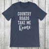 Daydream Tees Country Roads